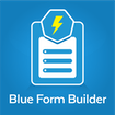 Blue Form Builder time tracking