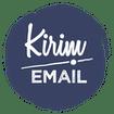 Kirim.Email time tracking